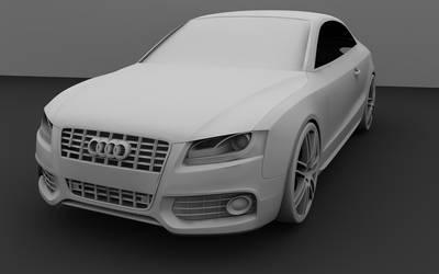 Audi S5 WIP 5c by steveee