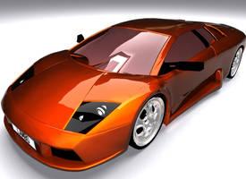 Lamborghini Murcielago by steveee