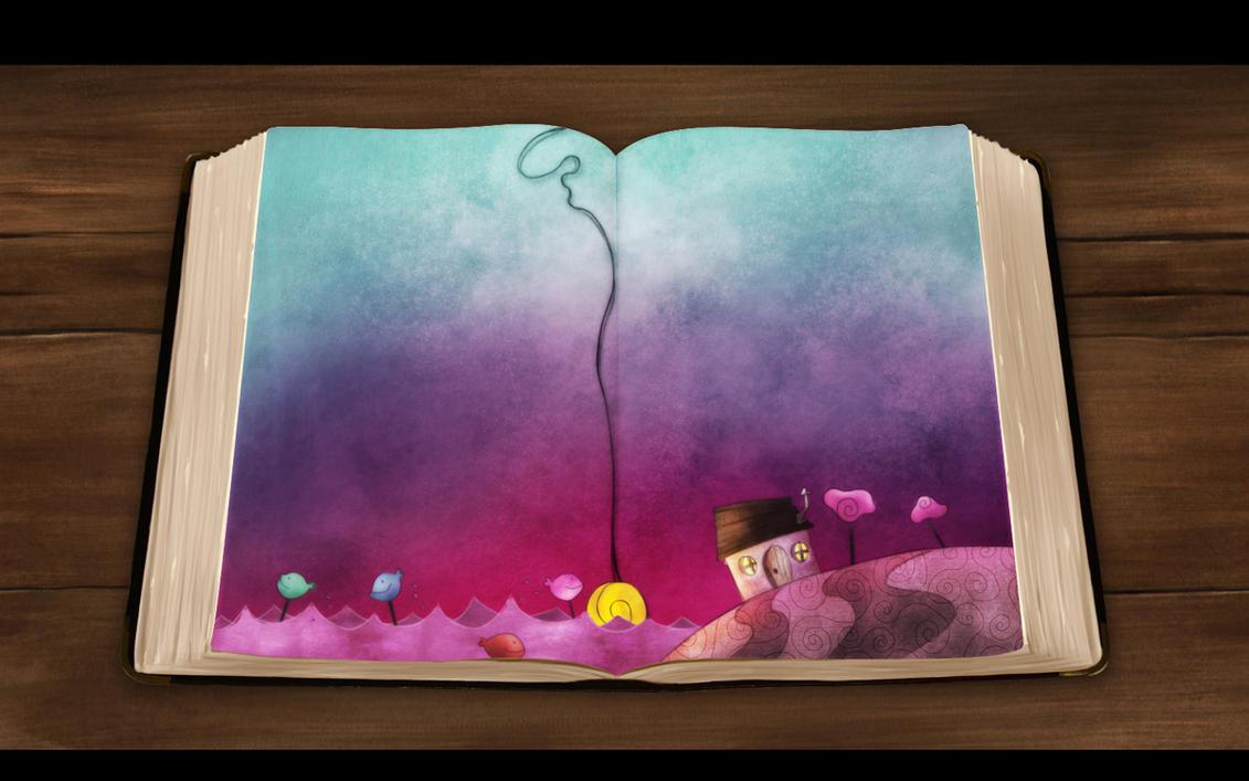 Tell Me A Story 5 By EdgarGomezArt