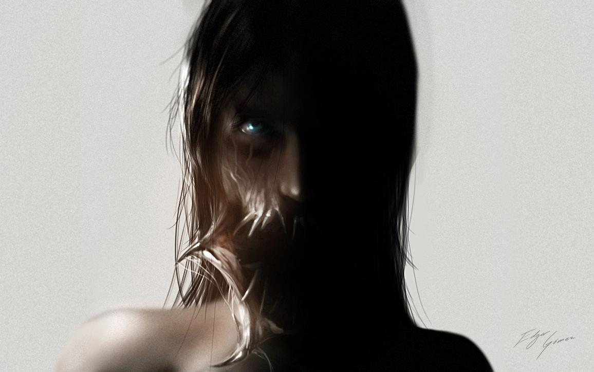 Beauty by EdgarGomezArt