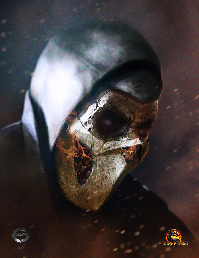 Scorpion by EdgarGomezArt