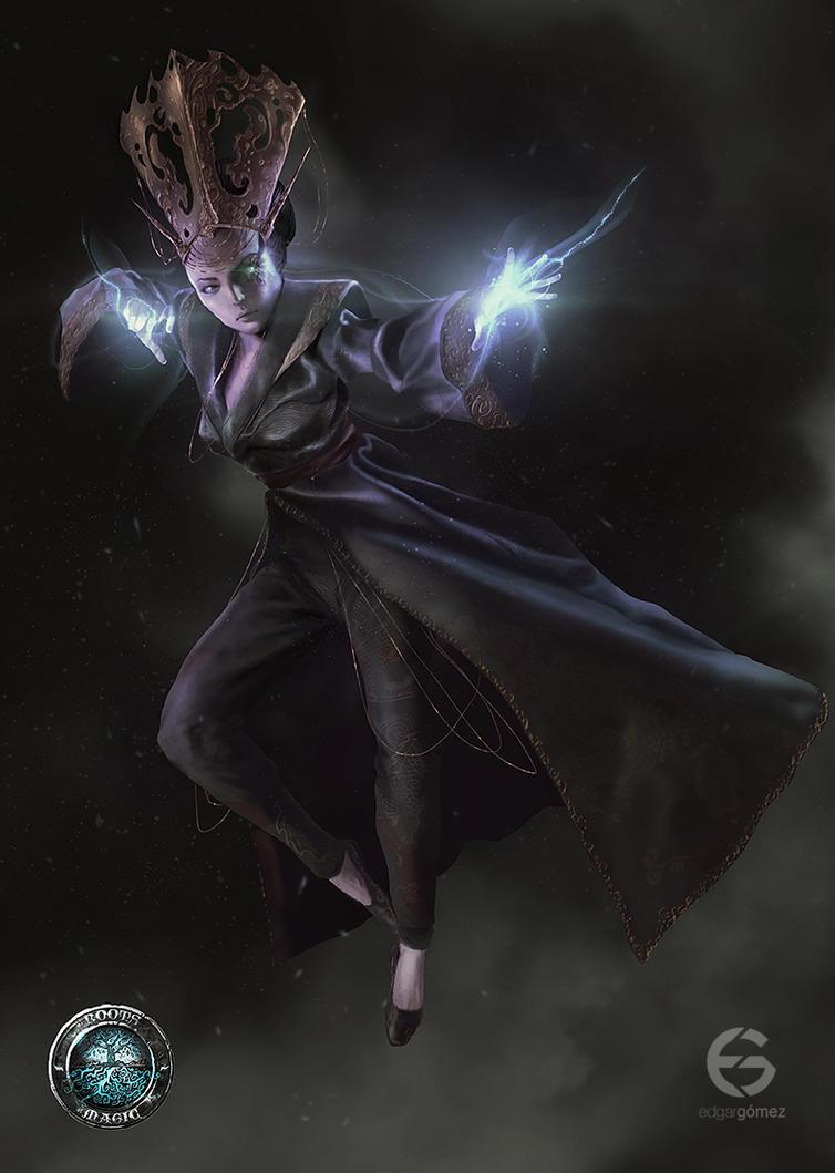 Witcher by EdgarGomezArt