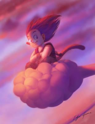 Goku by EdgarGomezArt