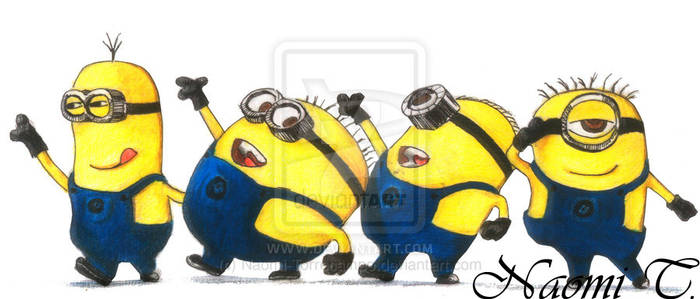 Silly Minions