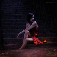 Rainy Nights by LittlePurpleBee
