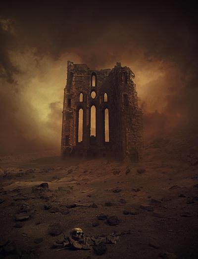 Ruins by blaithiel