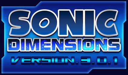 Sonic Dimensions Ver. 3.0.1 by Phantom-Radea
