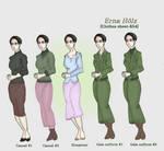 Erna Holz (Clothes sheet-854) W.I.P