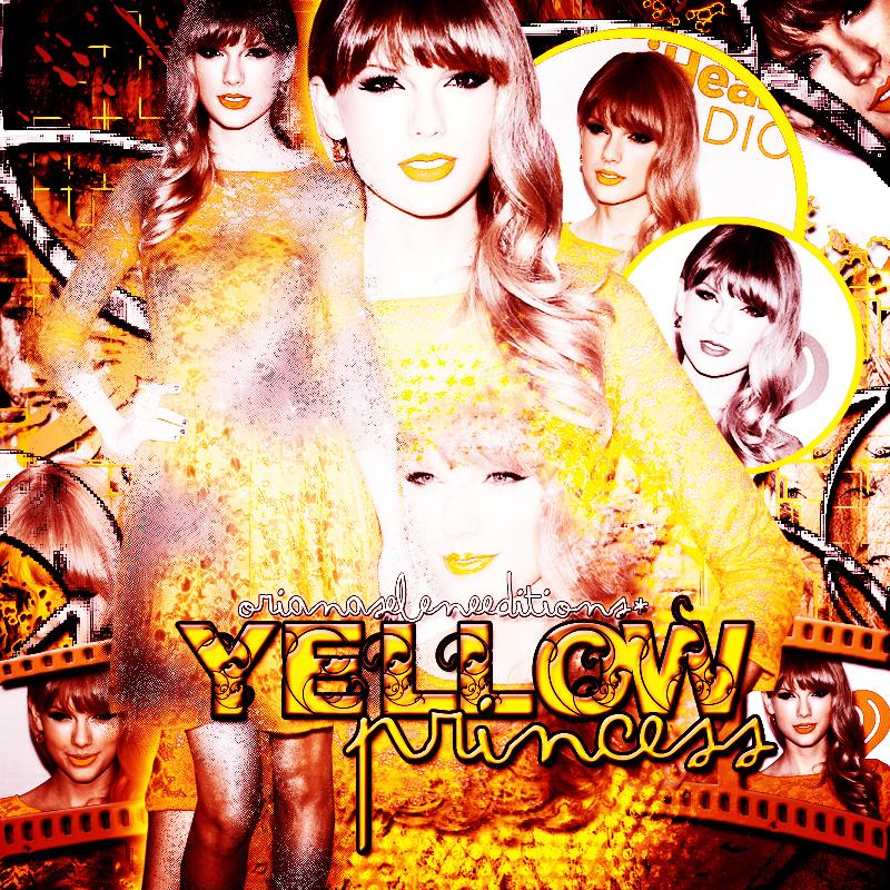 +Yellow Princess. by OriiSmilerBelieberLo