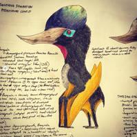 Banguela (Thalassodromeus oberlii) by PrehistoryByLiam