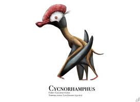 Cycnorhamphus by PrehistoryByLiam