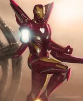 Ironman by salopla