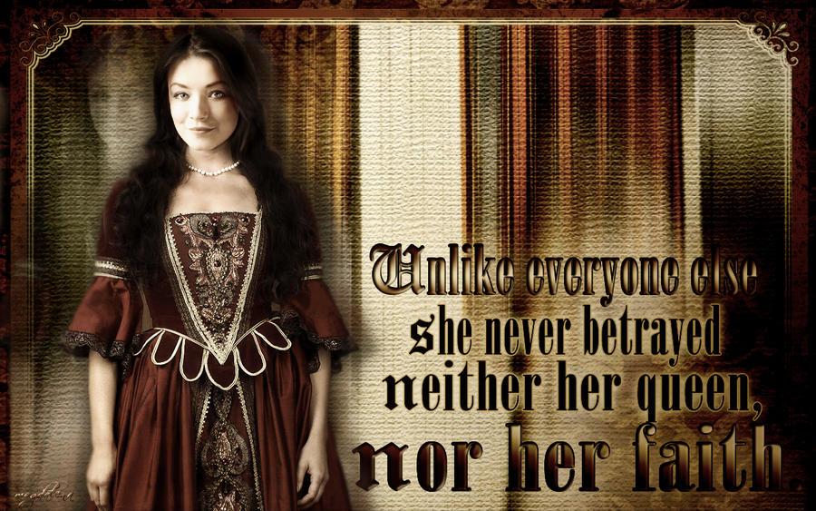 Mary Tudor by ShirleyWoodruff