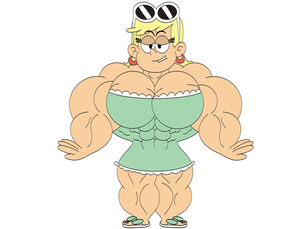 Beefy Leni Loud By BroozerPunch ...