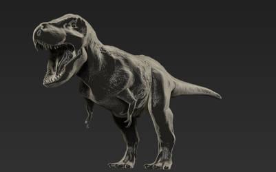 z-Rex (early version) by Pulsarium