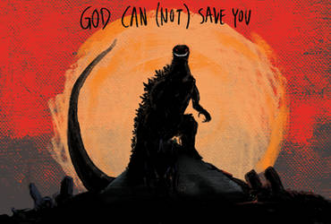 GOD CAN (NOT) SAVE YOU