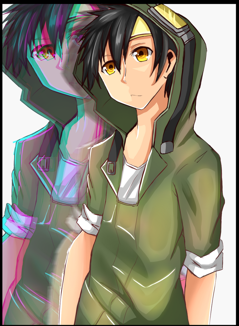 Seto (speedpaint) by izzym19