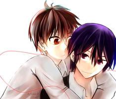 Nisaka and nijima