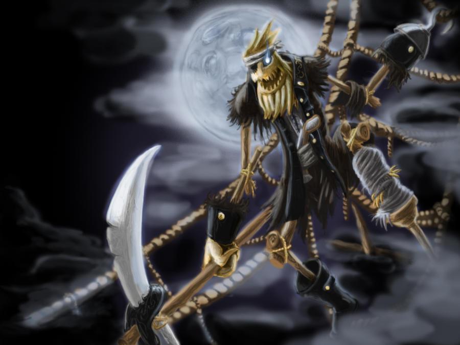 Haunted Ship Fiddlesticks by SHininMysticice
