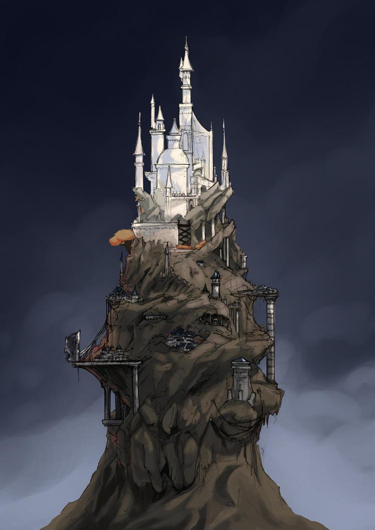 The City of Lumina by SHininMysticice