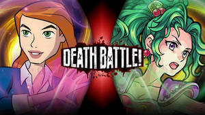 Death Battle Gwen Tennyson vs Terra Branford