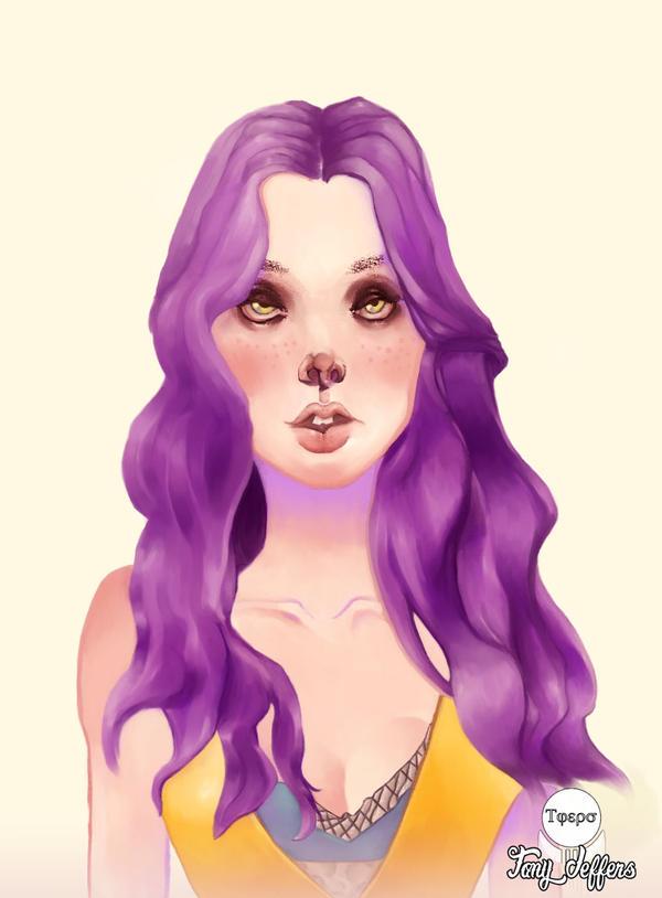 lilac by TonyJeffers