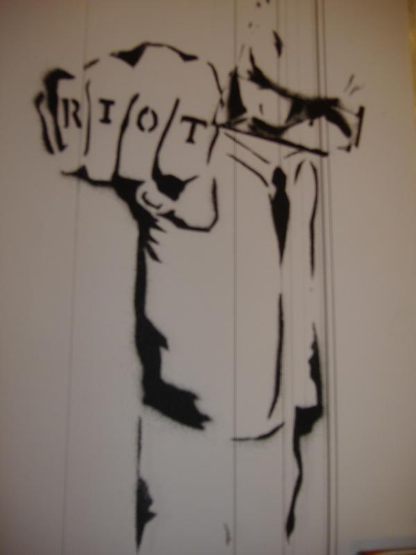 jonny riots fist by jonny-riot