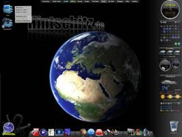 bHitman July 08 desktop by BHitman