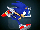 :.Deviant Sonic Icon.: by Sonic-blue-knight