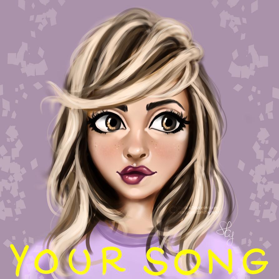 Your Song (Rita Ora)  by Sky-Rick