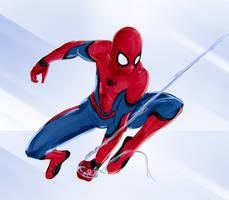 spiderman retouch