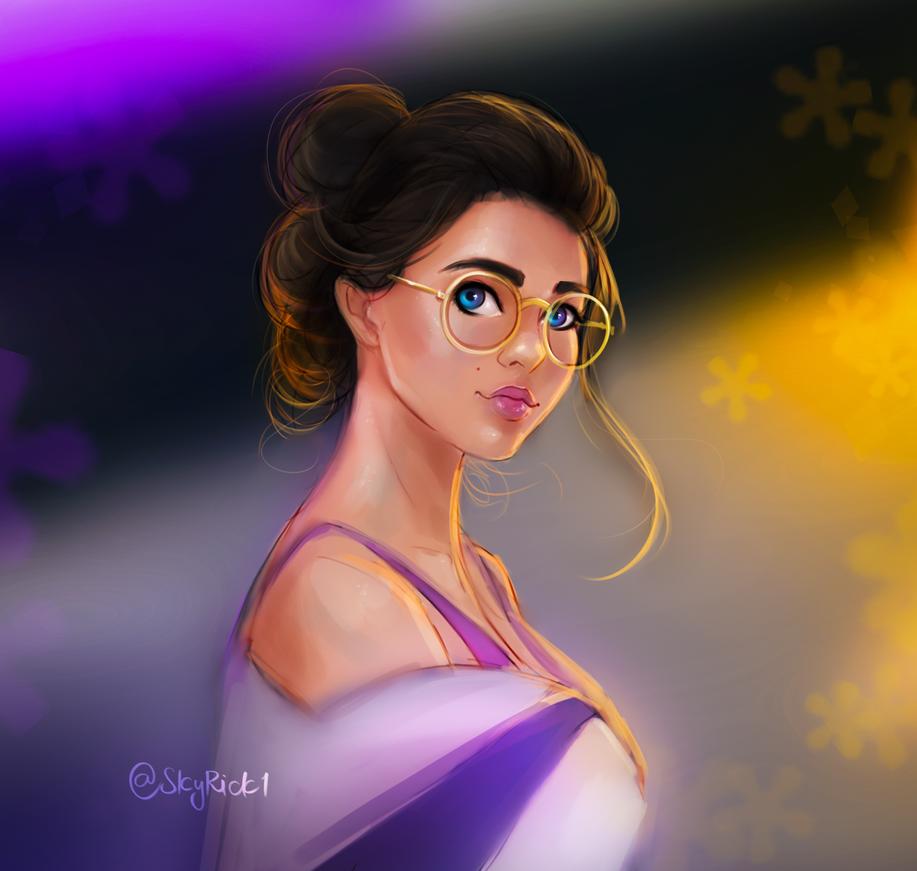 Glow by SkyRick1