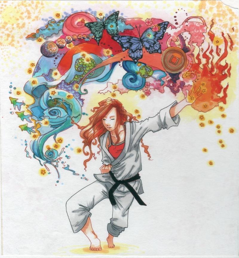 Fighting Spirit by SecretsBehindWishes