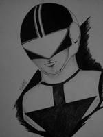 Power Ranger Time Force by ArtNeG31