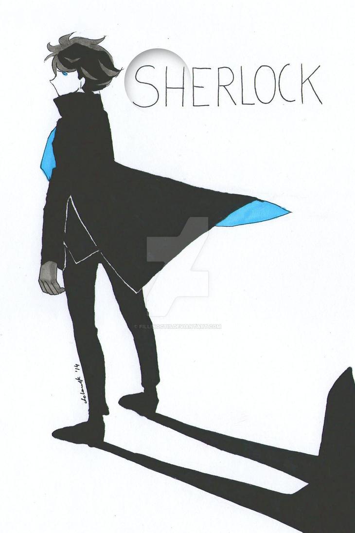 SHerlock by FilliNoctis
