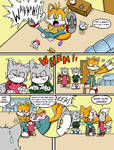 Tails the Babysitter! - Page 2 of 10