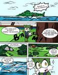 Sonic Survivor Island - Pg.1: Welcome!
