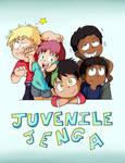 Juvenile Jenga - Cover Page