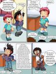 Juvenile Jenga - #13: First Impressions