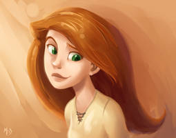 Just Kimmie by Mistrel-Fox