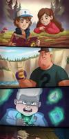 Gravity Falls!