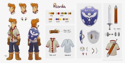 CM - Riorda reference sheet