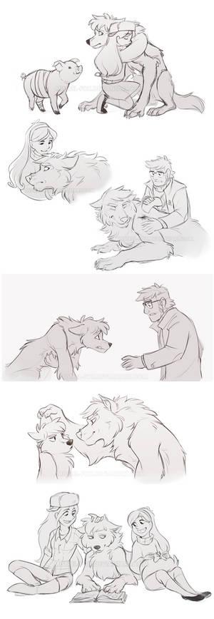 CM - GF werewolves