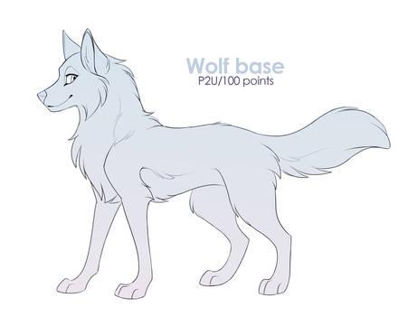 [P2U] Wolf base