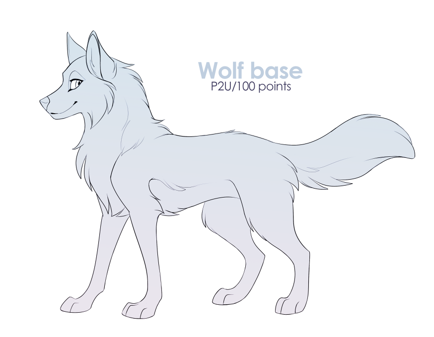 P2u Wolf Base By Mistrel Fox On Deviantart The layers are grouped in layer folders to which they are carefully arranged and titled. p2u wolf base by mistrel fox on deviantart
