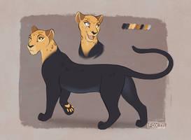 [CM] Panther OC
