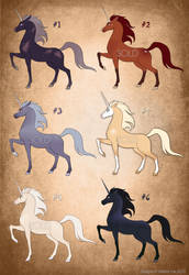Unicorn adopts [1/6 OPEN]