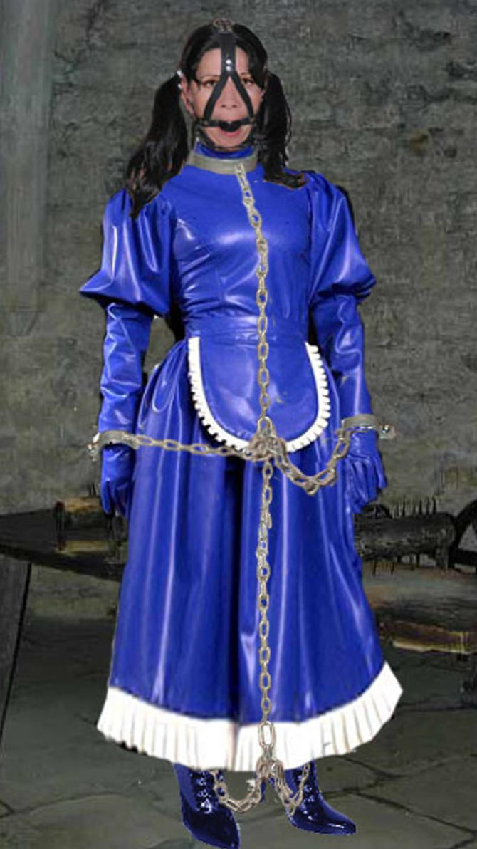 Sissy maid in bondage angry boycronys have 2
