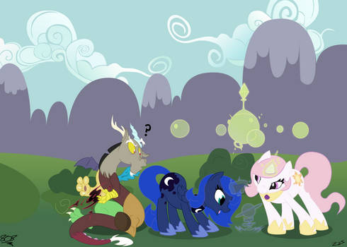 Kid sisters and Discord