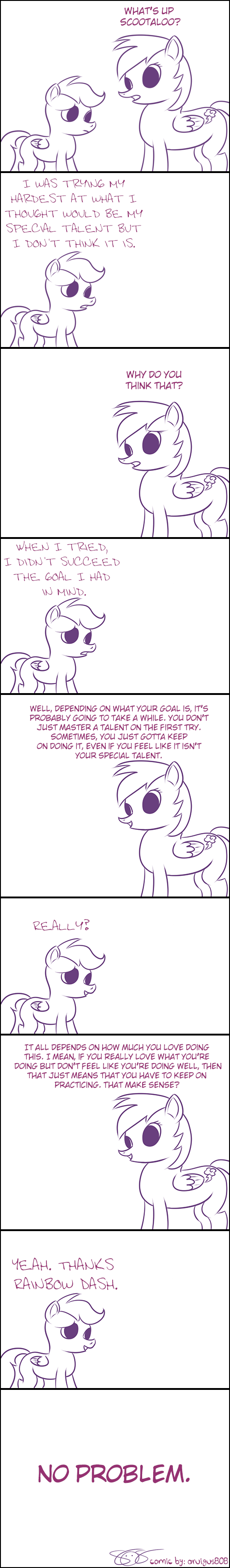 [COMIC]Do What you like to do by aruigus808